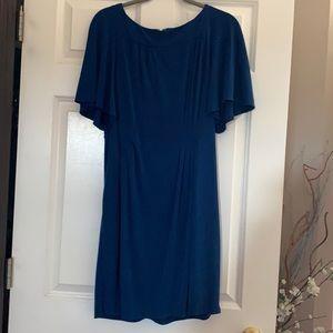 Jessica Simpson navy blue dress